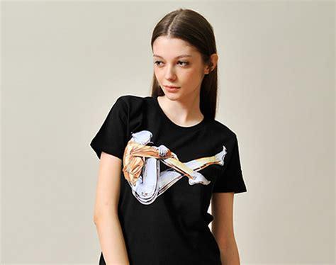 design tshirt graniph japan graniph x hajime sorayama t shirt collection freshness mag