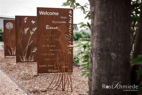 Rost Deko Garten rost deko im garten bildergalerie ideen