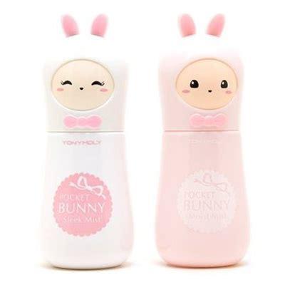 Harga Tony Moly Pocket Bunny Sleek Mist review tony moly pocket bunny moist mist beautifulbuns