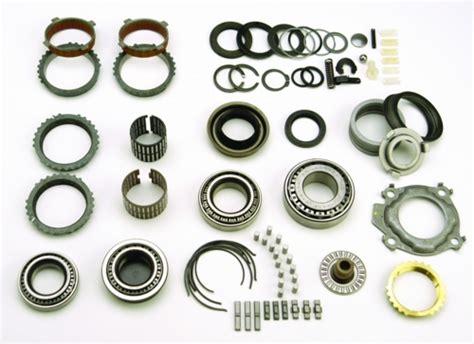 T 5 Rebuild Kit Part Details For M 7000 A Ford