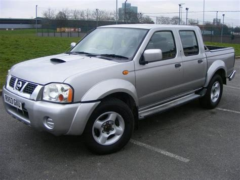 nissan navara 2004 used nissan navara for sale under 163 7000 autopazar