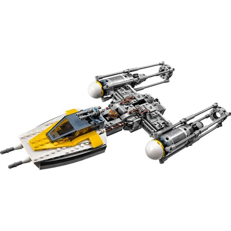 Lego 75172 Starwars Y Wing Starfighter Lego Y Wing Starfighter Set 75172 Brick Owl Lego