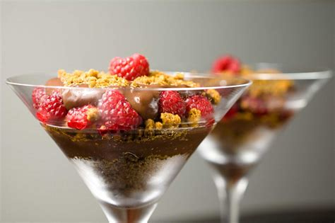 recipe for chocolate pudding with raspberries and gingersnaps life s ambrosia life s ambrosia