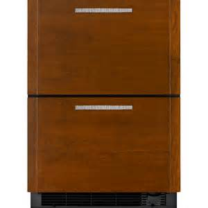 24 inch counter refrigerator freezer drawers jenn air