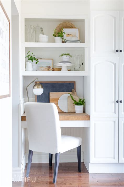how to style open shelving in the kitchen a burst of