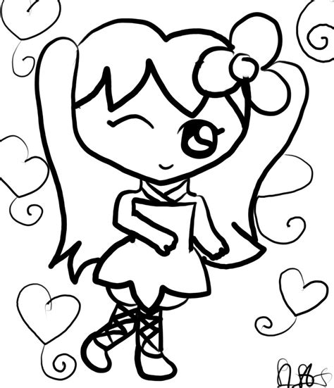 Fairy Lineart Colour Plz By Cheerliah On Deviantart Drawing For To Colour