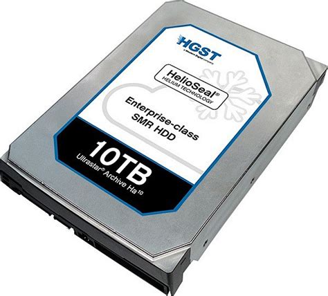 Harddisk Laptop Terbaru hgst announces 10 tb ultrastar archive ha10 smr drive