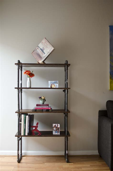 gas pipe furniture shelf by juan boada at coroflot