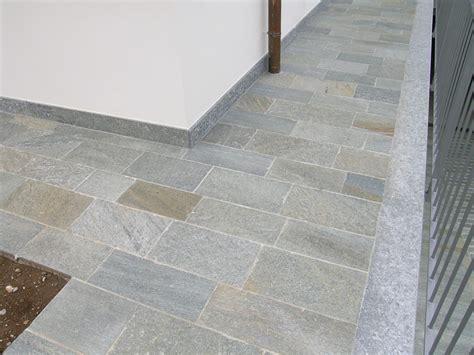 pavimenti in luserna pavimentazioni in luserna cava bettoni