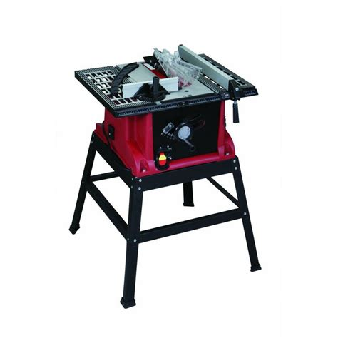 bench table saw chicago electric power tools professional series 69480 10