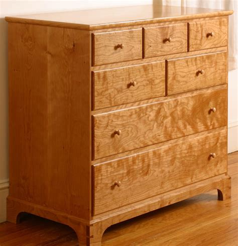 shaker style chest of drawers finewoodworking