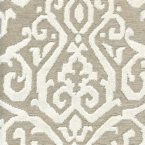 aztec upholstery fabric tibet pebble ivory aztec contemporary chenille upholstery