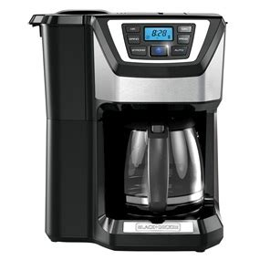 black and decker product registration buy the black decker mill brew coffeemaker cm5000b