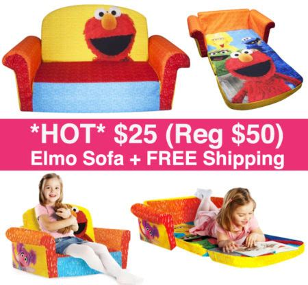sesame street couch elmo sofa toys r us refil sofa
