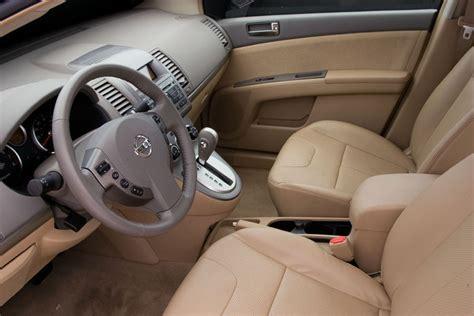 nissan sentra interior 2009 2009 nissan sentra 2 0 sl interior picture pic image