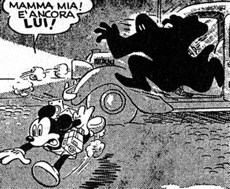 la libreria mistero episodi topolino e il mistero di macchia nera