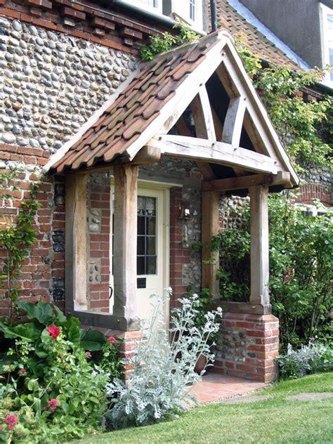 Glass Roof House jack wheeler oak porch langham