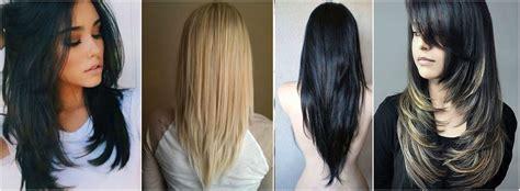pelo corte en v aprende c 243 mo cortar el cabello en v paso a paso belleza