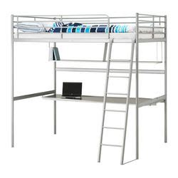 ikea loft bed beds bedroom furniture