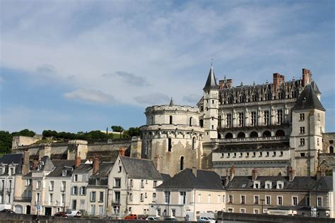 Chateaux Of The Loire Valley Amboise Travel Initiative