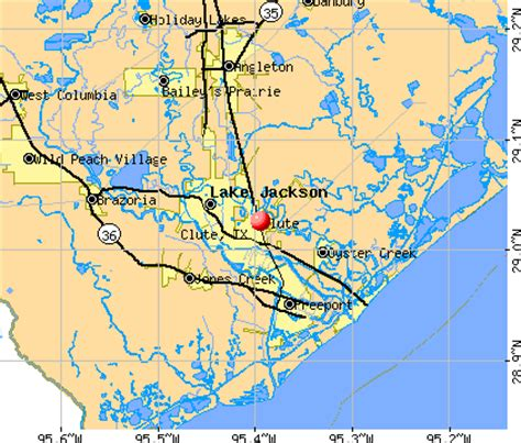clute texas map clute texas tx 77531 77566 profile population maps real estate averages homes