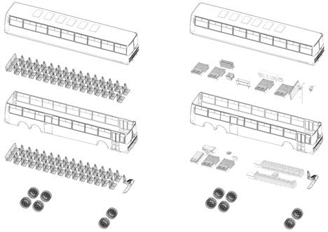 double decker bus floor plan bus home or mobile converted double decker community