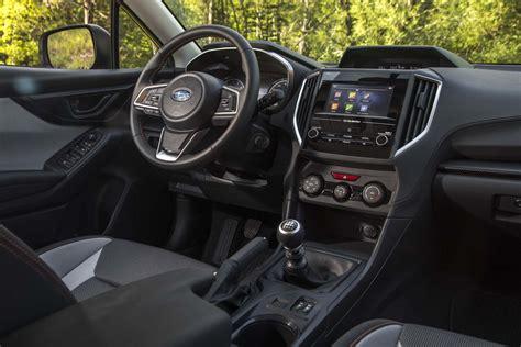 subaru impreza 2018 interior 2018 subaru crosstrek concept redesign new auto release