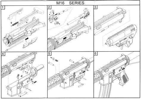 tattoo gun breakdown ar 15 m4 parts diagram list ar free engine image for