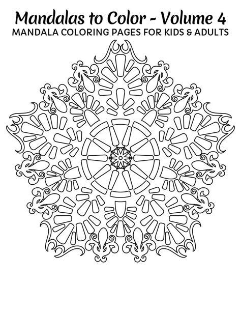 mandala coloring book for adults volume 2 17 best images about mandalas on mandala
