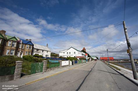 Falkland L by Port Stanley Aux Malouines