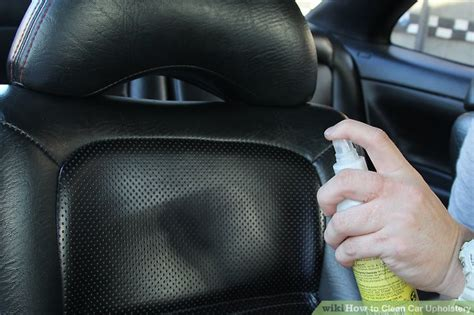 best way to clean auto upholstery best way to clean car interior cloth seats