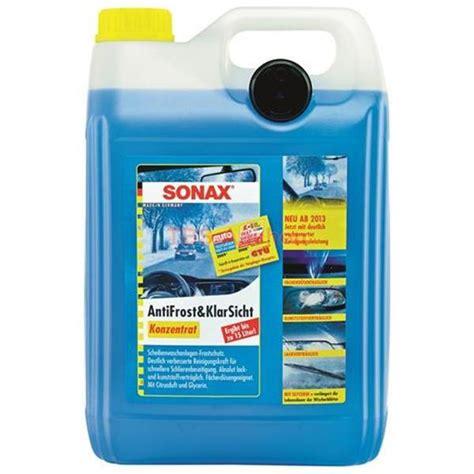 Scheinwerfer Polieren Aachen by Sonax Antifrost Klarsicht Konzentrat 60 Liter