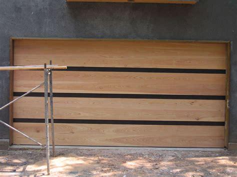 contemporary garage doors innovative home ideas