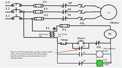 3 wire stop start wiring diagram agnitum me 3 wire stop start wiring diagram vivresaville