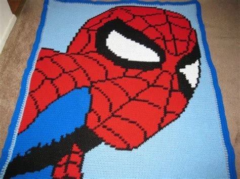 spiderman pattern crochet 31 best images about crochet kids afghans on pinterest