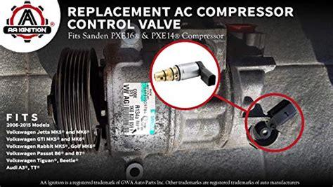 ac compressor control solenoid valve fits volkswagen jetta