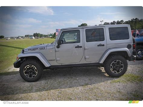 jeep rubicon silver billet silver metallic 2015 jeep wrangler unlimited