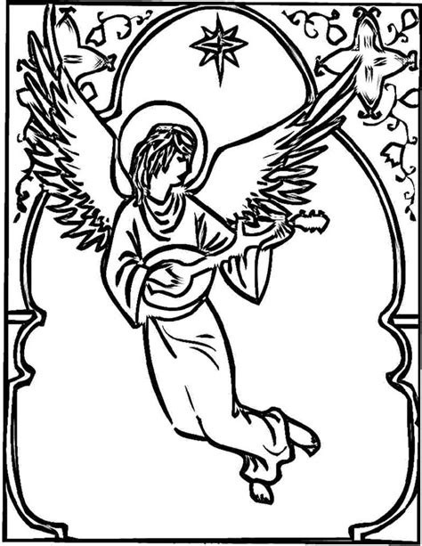 flying angel coloring page 89 flying angel coloring page flying angel clipart