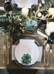 Table Setting Ideas by 20 Impressive Wedding Table Setting Ideas Modwedding