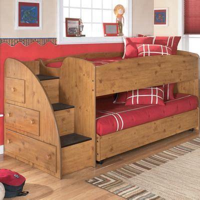 low bunk bed with trundle 25 best ideas about low loft beds on pinterest low loft