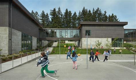 Cottage Hill Elementary by Education Cascade Design Collaborative