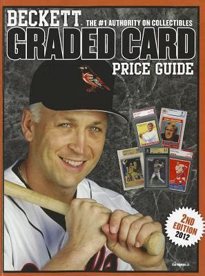 beckett graded card price guide 13 books beckett graded card price guide