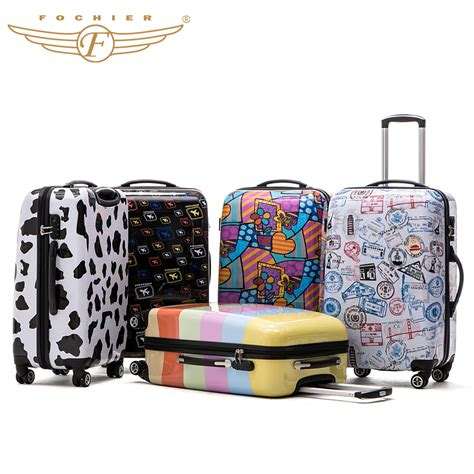 colorful luggage popular colorful shell luggage buy cheap colorful