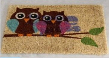 owl kitchen rugs owl kitchen rugs coir owl doormat modern rugs birmingham by homescapes my