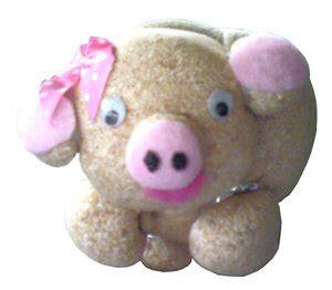 Boneka Gajah Berdiri boneka horta ipbcorner
