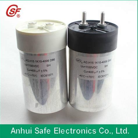dc link capacitor manufacturers dc link capacitor for photovoltaic wind power csf saifu china manufacturer other