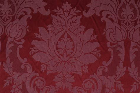 damask fabric for upholstery 1 75 yards stanhope damask upholstery fabric in burgundy
