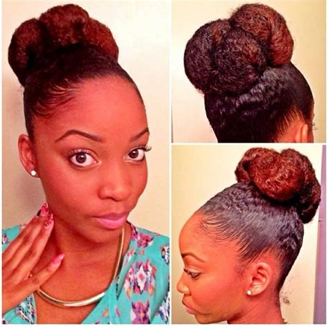 african american buns and pin ups 92 best pin up braids style images on pinterest braided