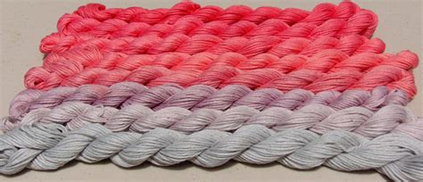 Don Lawija Organic Cotton big don t cry 100 organic cotton dyed weight ombre yarn from birdiesknits