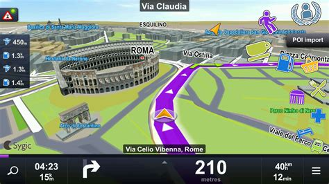 sygic gps navigation maps  android